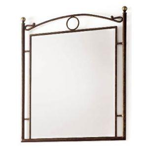 Espejo de hierro forjado Sofia E-12